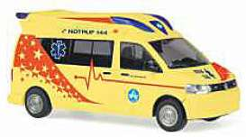 Volkswagen  - yellow - 1:87 - Rietze - RM51872 | The Diecast Company