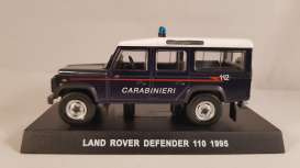 Land Rover  - 1995 white - 1:43 - Magazine Models - cara019 - magcara019 | The Diecast Company