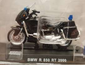 BMW  - R 850 RT blue - 1:24 - Magazine Models - 045 - magcara045 | The Diecast Company