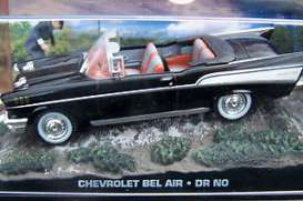Chevrolet  - black - 1:43 - Magazine Models - JBbelair - magJBbelair | The Diecast Company
