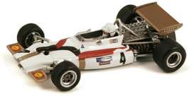 BRM  - 1970 white - 1:43 - Spark - S1857 - spaS1857 | The Diecast Company