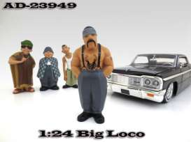 Homies  - 2013  - 1:24 - American Diorama - 23949 - AD23949 | The Diecast Company