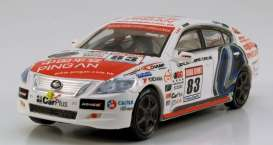 Lexus  - 2010 white/red - 1:64 - Tarmac - T9-64Lexus | The Diecast Company