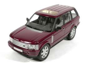 Land Rover  - red - 1:33 - Welly - 39882r - welly39882r | The Diecast Company