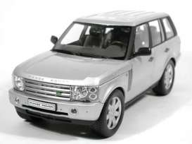 Toys & Hobbies Other Vehicles 1:18 2003 Land Rover Range Rover Purple Welly