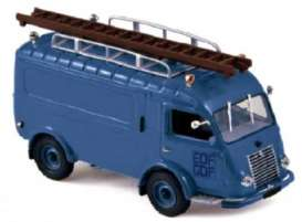 Renault  - 1961 blue - 1:43 - Norev - nor518548 | The Diecast Company