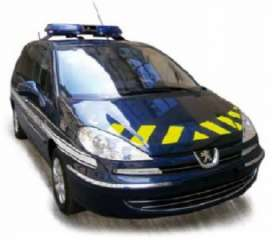 Peugeot  - 2013 blue - 1:43 - Norev - nor478708 | The Diecast Company