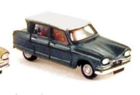 Citroen  - 1964 grey - 1:87 - Norev - 153517gy - nor153517gy | The Diecast Company