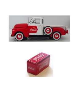 Chevrolet  - 1953 white/red - 1:32 - Motor City Classics - mocity440664 | The Diecast Company