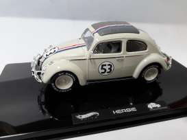 Volkswagen  - white - 1:43 - Hotwheels Elite - mvBLY28 - hwmvBLY28 | The Diecast Company