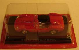 Ferrari  - 1958 red - 1:43 - Magazine Models - Fer250Tes1 - MagFer250Tes1 | The Diecast Company