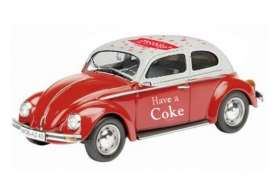 Volkswagen  - red/white - 1:43 - Motor City Classics - mocity440030 | The Diecast Company