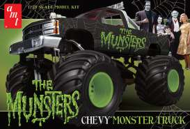 Chevrolet Monster Truck - 1:25 - AMT - s863 - amts863 | The Diecast Company