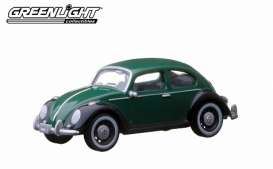 Volkswagen  - green - 1:64 - GreenLight - 96110J - gl96110J | The Diecast Company