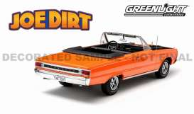 Plymouth  - 1967 orange - 1:18 - GreenLight - 19006 - gl19006 | The Diecast Company