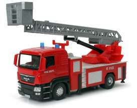 MAN  - red - 1:43 - Joy City - Joy660201r | The Diecast Company