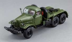 Zil  - 1952 green - 1:43 - Dip - Dip115703 | The Diecast Company