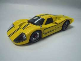 Ford  - 1967 yellow/black - 1:18 - Shelby Collectibles - shelby422 | The Diecast Company