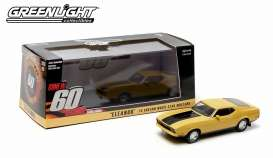 Ford  - Mustang Mach 1 *Eleanor* 1971  - 1:43 - GreenLight - 86412 - gl86412 | The Diecast Company