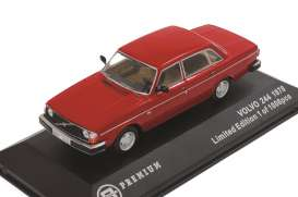 Volvo  - 1978 red - 1:43 - Triple9 Premium - T9P10016 | The Diecast Company