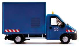 Norev - Citroen  - nor155923 : 2002 Citroen Jumper EDF-GDF, blue