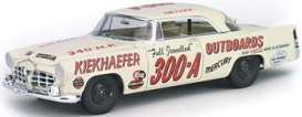 Chrysler  - 300B Tim Flock 1956  - 1:25 - Moebius - M1212 - moes1212 | The Diecast Company
