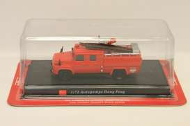 Fire-engine  - red - 1:72 - Magazine Models - fireDong - magfireDong | The Diecast Company