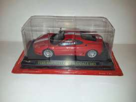 Ferrari  - 2003 red - 1:43 - Magazine Models - FerF360 - MagFerF360 | The Diecast Company