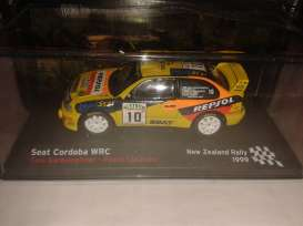 Seat  - 1999 yellow - 1:43 - Magazine Models - RAcordo99 - MagRAcordo99 | The Diecast Company