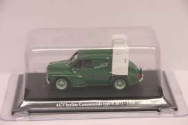 Renault  - green - 1:43 - Magazine Models - RE4CVecofrais - magRE4CVecofrais | The Diecast Company