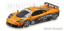 McLaren BMW - 1996 yellow - 1:18 - Minichamps - 530133653 - mc530133653 | The Diecast Company