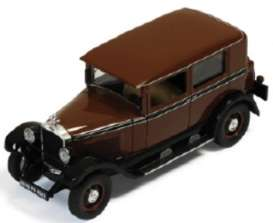 Opel  - 1928 brown/black - 1:43 - IXO Museum - ixmus056 | The Diecast Company