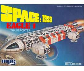 MPC - Eagle  - mpc791 : 1/72 Space 1999: Eagle-1 Transporter, plastic modelkit