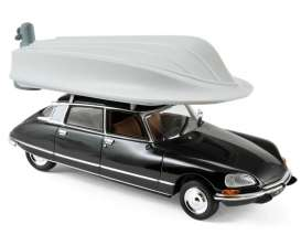 Citroen  - 1973 black - 1:43 - Norev - 157072 - nor157072 | The Diecast Company