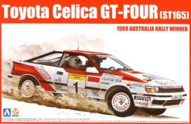 Toyota  - Celica GT-four 1989  - 1:24 - Beemax - bmx24001 | The Diecast Company