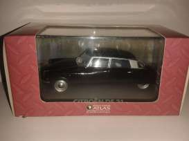 Citroen  - black - 1:43 - Magazine Models - ATds21 - magATds21 | The Diecast Company