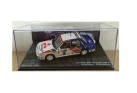 Mitsubishi  - 1989 white/blue - 1:43 - Magazine Models - RAGal1989 - MagRAGal1989 | The Diecast Company