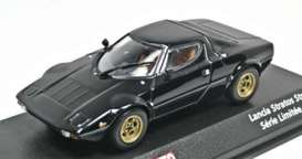 Lancia  - 1974 black - 1:43 - Minichamps - 433125025 - mc433125025 | The Diecast Company
