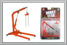 Engine Accessoires - red - 1:24 - Hobbygear - hg18435r | The Diecast Company