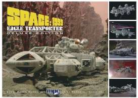 MPC - Eagle  - MPC816 : 1/72 Space 1999: Eagle-1 Transporter Deluxe Edition, plastic modelkit