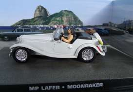 MP Lafer MG - white - 1:43 - Magazine Models - JBMPLafer - magJBMPLafer | The Diecast Company