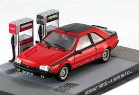 Renault  - red - 1:43 - Magazine Models - JBreFuego - magJBreFuego | The Diecast Company