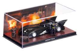 Batman  - 1989 black - 1:43 - Magazine Models - BAT001 - magBAT001 | The Diecast Company