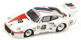 Porsche  - 1984 white - 1:43 - Spark - s4184 - spas4184 | The Diecast Company
