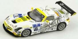 Mercedes Benz  - 2014 white - 1:43 - Spark - sg134 - spasg134 | The Diecast Company