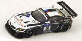 BMW  - 2014 white/black - 1:43 - Spark - sg133 - spasg133 | The Diecast Company