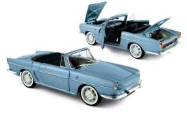 Renault  - 1964 blue metallic - 1:18 - Norev - 185151 - nor185151 | The Diecast Company