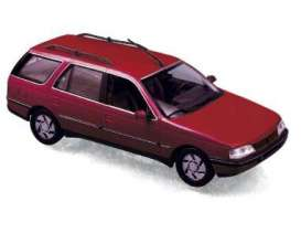 Norev - Peugeot  - nor474552 : 1988 Peugeot 405 SW Break, red