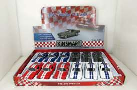 Shelby Ford - GT500 1967 various - 1:36 - Kinsmart - KT5372D | The Diecast Company