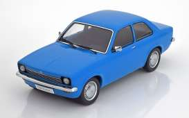 Opel  - blue - 1:18 - KK - Scale - kkdc180011 | The Diecast Company